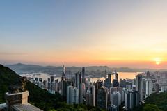 Good Morning Hong Kong (adechazal2002) Tags: hongkong city cityscape landscape sunrise