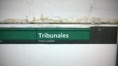 Tribunales (rafaeldeoliveira) Tags: nokialumia925 buenosaires argentina windowsphone nokia subte metro tribunales lnead