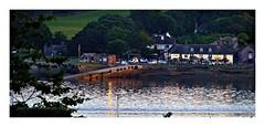 Last Light.... (Paul.Y-D) Tags: ferryslip mountwise devonport edgecumbearms cremyll sundown lastlight rivertamar tidal water