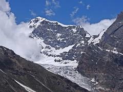 Mount Nilgiri !! (Lopamudra !) Tags: lopamudra lopamudrabarman lopa nilgiri peak mountain himalaya highaltitude himalayas uttaranchal uttarakhand uttarkhand landscape amritganga amritgangavalley snow snowscape india garhwal trek glacier