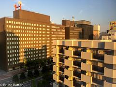160809 Fukuoka-01.jpg (Bruce Batten) Tags: shadows kyushu trips occasions subjects fukuoka buildings sunrises urbanscenery japan locations fukuokashi fukuokaken jp