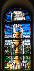 vidriera Iglesia Nuestra Señora del Rosario Fuengirola Malaga 34 (Rafael Gomez - http://micamara.es) Tags: vidriera fuengirola málaga andalucia iglesia de nuestra señora la virgen del rosario malaga church our lady virgin rosary españa spain