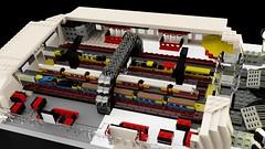 Microscale Mega Trainstation (wray20641) Tags: train toy toys lego cranes trainstation trainyard moc microscale