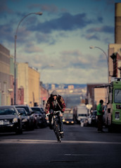 NYC Street Legend - Alfred Bobe (father TU) Tags: street nyc ny bike track alfred fixie fixedgear 2015 bobe cinelli monstertrack fathertu