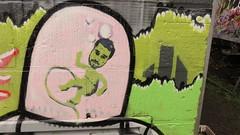 DinDin / Leuven - 4 apr 2015 (Ferdinand 'Ferre' Feys) Tags: graff graffitiart graffiti streetart artdelarue belgium leuven louvain stencil dindin urbanart belgique belgië urbanarte arteurbano ferdinandfeys