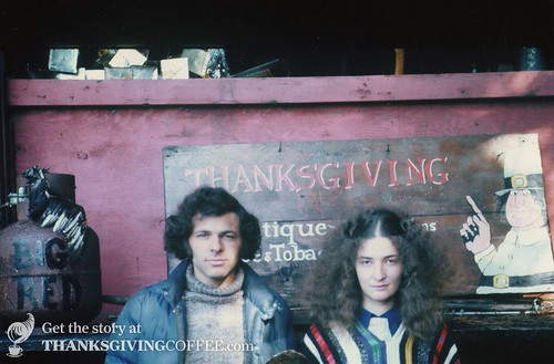 Joan & Paul Katzeff, circa 1972