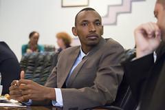 Some of the members of EGAM, GAERG and AERG when President met with them - Kigali, 8 April 2015 (Paul Kagame) Tags: 21 rwanda genocide commemoration tutsi kagame kwibuka