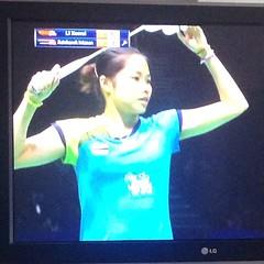 ขอแสดงความยินดี แชมป์หญิงเดี่ยว เอเชีย 2015 : รัชนก อินทนนท์  #ทีมน้องเมย์ #ทีมรัชนก #แบดมินตัน #badminton