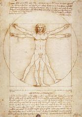 Homme de Vitruve, (de) Vinci Lonard (italienne.renaissance) Tags: canon renaissance lonarddevinci vitruve