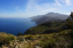 Majorca northern coast (liebesknabe) Tags: mountains de island mediterranean hiking coastline serra montaa mallorca mediterraneansea majorca kste gebirge tramuntana bergwandern majorka mittelmeer serradetramuntana sonyalpha gr221 a5100 moladesesclop selp1650 sel1650 ilce5100