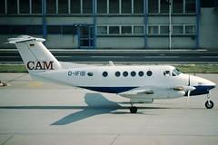 Russow Aviation Beechcraft King Air 200 D-IFIB (c/n BB-0167) (Manfred Saitz) Tags: germany airport king frankfurt aviation air main 200 beechcraft rhein beech fra be20 eddf dreg russow difib