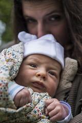 Iago Roisin Somz [20:52 Happiness is...] (ponzoosa) Tags: trip portrait baby feast parents belgium weekend happiness universidad belgian past mons godfather godmother 52weeks isabellesomz iagoroisin florineparizel paulroisin