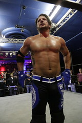 AML Wrestling in Winston-Salem, NC On April 19, 2015 (Tracy Myers, Architect Of Ideas) Tags: aj styles wwe wwf wcw roh tna