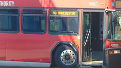 PAAC 5600 (Clinton M. Photography) Tags: bus buses publictransit publictransportation pat vehicles transportation transit gillig cummins advantage paac lowfloor twinvision vioth gilligadvantage portauthorityofalleghenycounty patransit