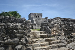 Tulum (Luis Purata) Tags: mexico riviera maya ruinas zona cultura quintanaroo arqueologica prehispanico amurallada playadecarmen2014