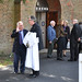 Opening the new church hall at St Andrews - May 2015