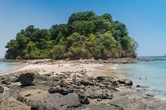 Insel Coiba Strand