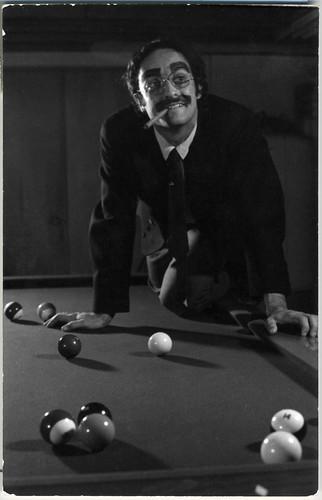 Paul Hirstein as Groucho Marx
