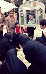 Shahid Beheshti (Casey Hugelfink) Tags: history grave mourning iran tehran shahid teheran  beheshtezahra islamicrevolution     ayatollahbeheshti mohammedhosseinibeheshti