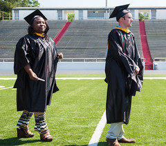 Commencement (HendersonStateU) Tags: white marketing spring promo montana diploma background graduation business kansas commencement graduate administration fuller finance 2016