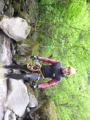 P1120413 (Mountain Sports Alpinschule) Tags: blue mountain sports lagoon canyoning zillertal zemmschlucht alpinschule