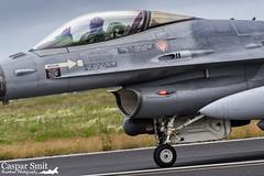 V I P E R (Caspar Smit) Tags: airplane nikon fighter aircraft aviation jet airshow f16 falcon airforce viper nato tigermeet rnlaf fightingfalcon d7000 j616