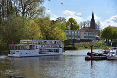 DSC_1716 (18mm & Other Stuff) Tags: uk england river nikon chester gb occasion d7200