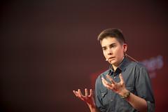 Talks TEDxRennes 2016 Antonin Le Mee