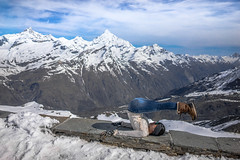 _DSC3606 (andrewlorenzlong) Tags: switzerland sam swiss gornergrat zermatt matterhorn pilates