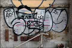 Sony (Alex Ellison) Tags: urban abandoned graffiti boobs sony 29 graff derelict eastlondon urbex persy 29ers 1t