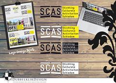 04 2016 Logo Scas (gabrielgs) Tags: poster logo design graphicdesign flyer concept vormgeving ontwerp grafischevormgeving gabrielschoutendejel