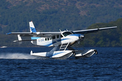 G-LAUD..LochLomond..140516 (MarkP51) Tags: plane airplane nikon image aircraft aviation cessna cameronhouse 208 lochlomondscotland d7100 lochlomondseaplanes glaud markp51