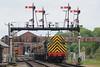 D3022 (08 133 ) +  D4100 (09 012) - Kidderminster (GreenHoover) Tags: svr severnvalleyrailway svrdiesel diesellocomotive diesel dieselloco dieselgala2016 kidderminster class08 class09 08133 09012 d4100 d3201 shunter