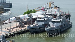 U.S. Naval Academy Yard Patrol Boats, 2016 Fleet Week New York (jag9889) Tags: nyc newyorkcity usa ny newyork water river airplane boat newjersey unitedstates outdoor manhattan clinton aircraft unitedstatesofamerica nj vessel celebration concorde hudsonriver retired britishairways usnavy cutter bayonne buoy waterway hellskitchen fleetweek supersonic cgc usmarines 2016 uscoastguard patrolboat intrepidseaairandspacemuseum shiptour pier88 wlm552 seaservices manhattancruiseterminal uscgckatherinewalker jag9889 floatingaids uscostguardcutter 2016fleetweek 2016fleetweeknewyork 20160526