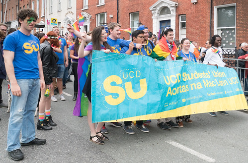 PRIDE PARADE AND FESTIVAL [DUBLIN 2016]-118141