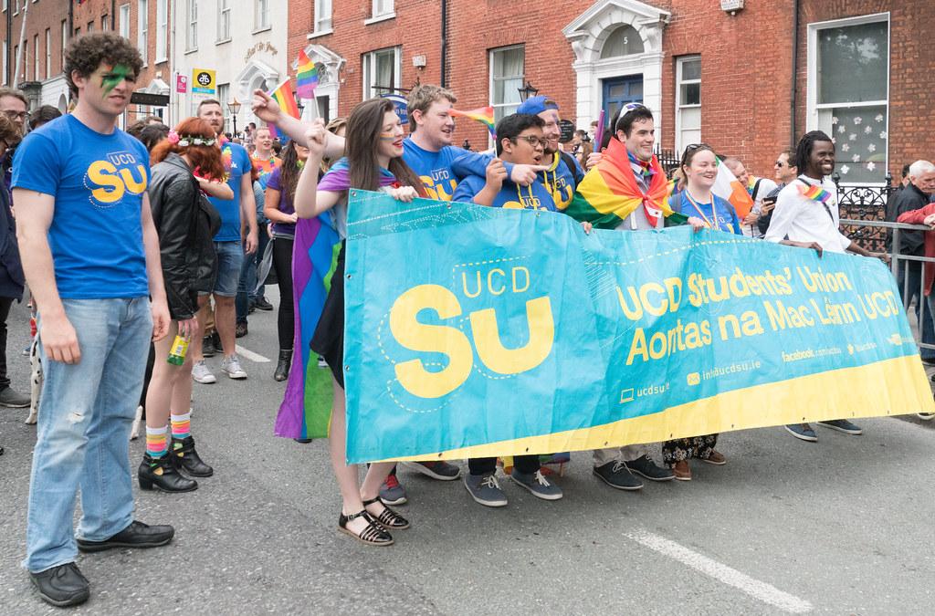 PRIDE PARADE AND FESTIVAL [DUBLIN 2016]-118141
