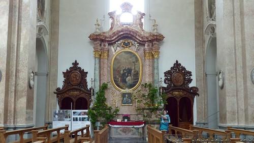 Pfarrkirche St. Mang, Füssen