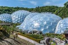 The Eden Project (Jon Sharp) Tags: flowers project cornwall eden the