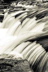 Waterfall (lee adcock) Tags: fall water landscape waterfall yorkshire yorkshiredales aysgarthfalls nikon1685 nikond5300