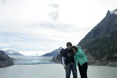 Mirador Glaciar Grey (Daniela Snow) Tags: park naturaleza mountain lake cold ice nature water weather nationalpark cloudy windy glacier torresdelpaine iceberg