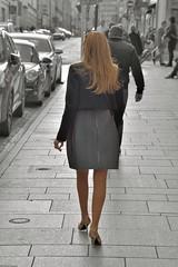 Galinette Pied-de-Poule (Olivier Simard Photographie) Tags: people woman france sexy stockings girl beauty fashion cutout grid shoes highheels dress legs femme streetscene desire beauté nancy blonde attractive belle wife heels sensuality lorraine showcase miniskirt youngwoman sophisticated jambes alluring chaussures fugitive elegance streetshot candidshot désir élégance eroticism jambe schoes alca silkstockings érotisme grandest jeunefemme cheville séduction galbe sensualité scènederue talonshauts escarpins seamedstockings fantasme galinette prisesurlevif meurtheetmoselle séduisante takenfromlife bascouture couleurssélectives tagtagtagadatsointsoin