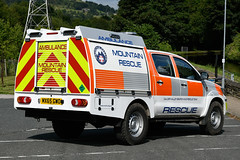 MX65 GWO 03 (IainDK) Tags: calder valley search rescue team toyota hi lux hilux pick up systems pickup mountain mrt mrc sar ambulance imageall