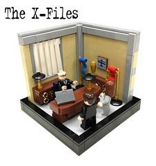 "The X-Files ""W.Skinners office"" - Part6 (markus19840420) Tags: lego contest xfiles moc danascully aktex serienjunkies walterskinner imperiumdersteine mulderfox"