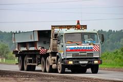 KamAZ-54115  В 763  РВ 72 (RUS) (zauralec) Tags: kurgancity therouter254irtysh kamaz54115 в 763 рв 72 rus