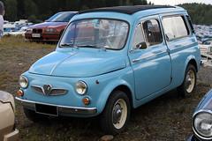 Steyr Puch 700 C vm. 1961 / Model year 1961. (Sami Nordlund) Tags: steyr puch