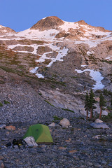 2016_07_05_3769-PS (DA Edwards) Tags: northern california eldorado national forest desolation wilderness shangrila color mountains sierra nevada lake light wildflowers sunset sunrise tent snow da edwards photography summer 2016