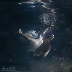 Below (SleepingAwakePhoto) Tags: photography underwater below conceptual darkart