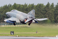 F-4E 71755 (Pieter van Polanen Photography) Tags: riat fairford f4 phantom haf 71755