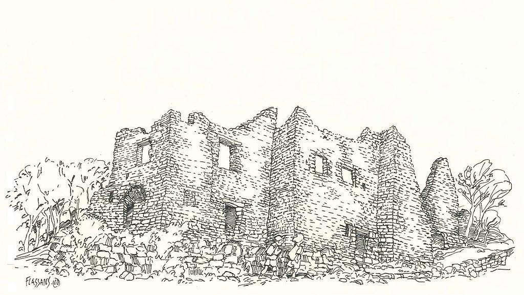 Ruines du Vieux Village