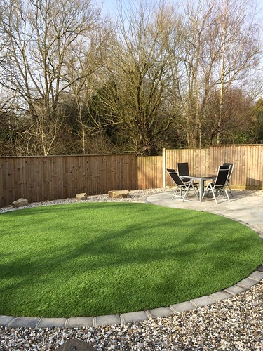 Landscape Gardening Macclesfield - Modern Family Garden Image 25